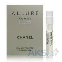 Chanel Allure Homme Edition Blanche Туалетная вода 2 ml