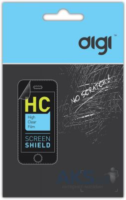Защитная пленка Digi HC for Huawei Ascend Honor 3 Clear