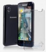 Защитная пленка ScreenGuard для Lenovo IdeaPhone P770 Glossy
