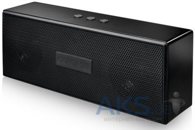 Колонки акустические Capdase Portable Bluetooth Speaker Beat Bar BTS-2 Black (SK00-B301)