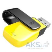Вид 3 - Флешка Silicon Power 16Gb Ultima U31 Yellow USB 2.0 (SP016GBUF2U31V1Y)
