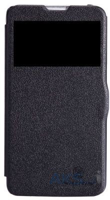 Чехол Nillkin Fresh Leather Series LG Optimus G Pro Lite D684, D686 Black
