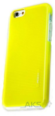 Чехол Rock Jello Series Apple iPhone 6, iPhone 6S Yellow
