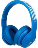 Наушники (гарнитура) Monster Adidas Originals by Monster® Over-Ear Blue
