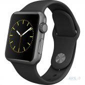 Apple Band for Apple iWatch 38mm Black