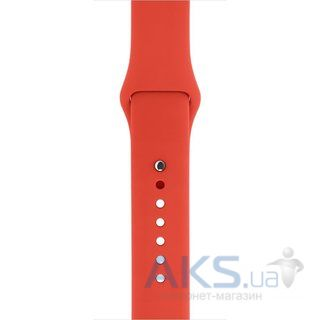 Apple Sport Band for Apple Watch 38mm Orange (MLD92)