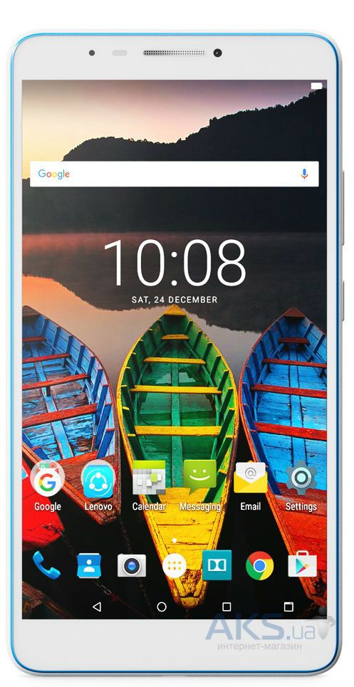 "Планшет Lenovo TAB 3 Plus 7703X 7"" LTE 16GB (ZA1K0040UA) White"