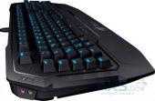 Вид 3 - Клавиатура Roccat Ryos MK Pro, Keyboard MX Blue (ROC-12-861-BE) Dark Blue