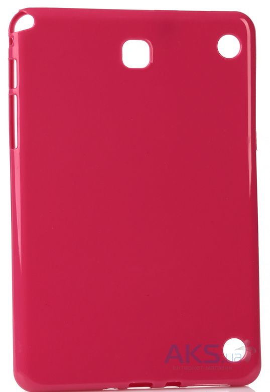 Чехол для планшета BeCover Silicon case Samsung Tab A 8.0 T350, A 8.0 T355 Hot pink (700752)