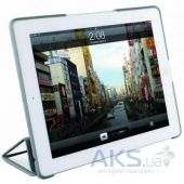 Вид 3 - Чехол для планшета Macally Lightweight Protective Case and Stand for iPad 2/3/4 White (BOOKSTANDDB-3W)
