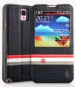Чехол Yoobao Fashion case for Samsung N9000 Galaxy Note 3 Black (PCSAMN9000-FBK)