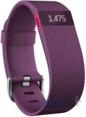 Спортивный браслет Fitbit Charge HR Small Plum (FBHRPLS/FB405PMS)