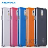 Вид 3 - Чехол Momax Pearl Ultra Thin cover case for Samsung N9000 Galaxy Note 3 Pink (CUSANOTE3PP)