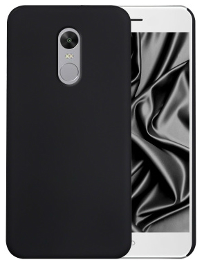 Чехол 1TOUCH TPU Xiaomi Redmi Note 4X Black