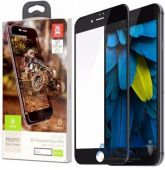 Защитное стекло Baseus 3D Glass 0.23 mm Apple iPhone 7,  iPhone 8 Black (SGAPIPH7-ASL01)