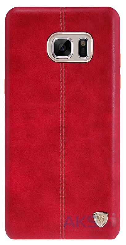 Чехол Nillkin Englon Series Samsung N930 Galaxy Note 7 Red