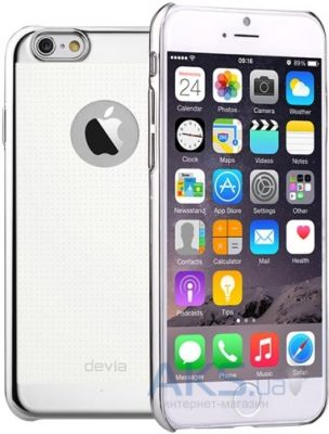 Чехол Devia Star для Apple iPhone 6/6S Silver