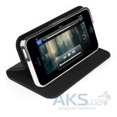 Вид 2 - Чехол Macally Slim Folio Case and Stand for iPhone 5C Black (SCOVERP6-B)