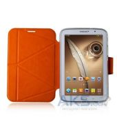 Вид 4 - Чехол для планшета Momax Smart case for Samsung Galaxy Note 8.0 orange (GCSANOTE8O)