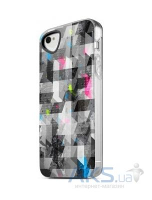 Чехол ITSkins Phantom for iPhone 5C Graphic Square (APNP-PHANT-GPSQ)