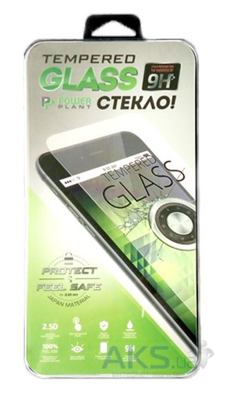 Защитное стекло PowerPlant Apple iPhone 4, iPhone 4S (DV00TS0014)