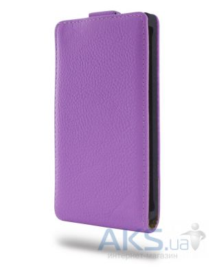 Чехол Atlanta Book case for Sony Xperia Z C6603 LT36i Violet