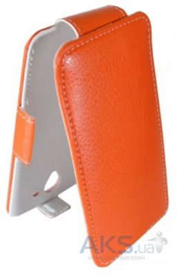 Чехол Sirius flip case for Lenovo Vibe Z2 Orange