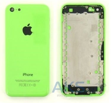 Корпус Apple iPhone 5C Original Green