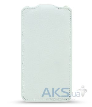 Чехол Melkco Premium Leather Case for Sony Xperia SP M35i White (SEXPSPLCJT1WELC)