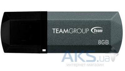 Флешка Team 8GB C153 USB 2.0 (TC1538GB01) Black