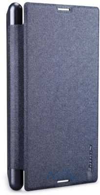 Чехол Nillkin Sparkle Leather Series Sony Xperia E3 D2202 Black