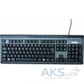 Клавиатура Acme KM03 Slim Full Size Multimedia Keyboard (4770070862858) Black