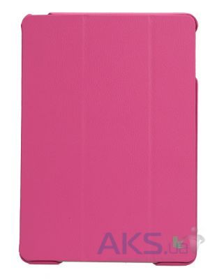 Чехол для планшета JisonCase Executive Smart Cover for iPad Air Rose red[JS-ID5-01H33]