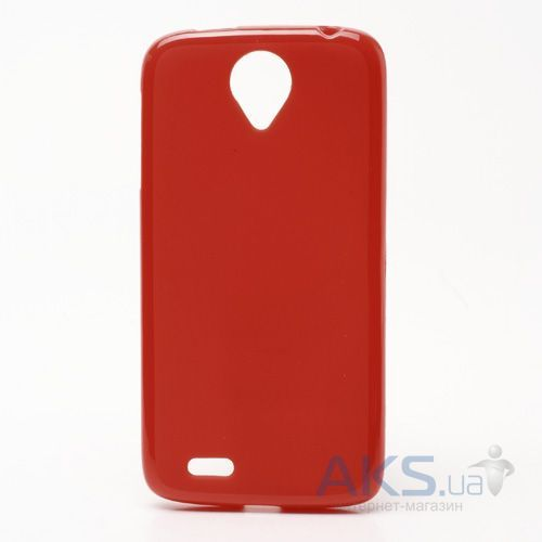 Чехол Original TPU Case Lenovo S820 Red