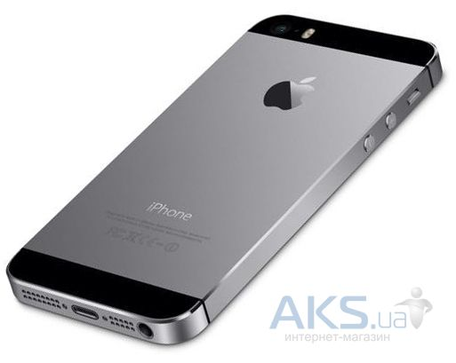 c175dd4d877611 Корпус Apple iPhone 5S полный комплект со шлейфами Space Gray ...