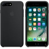 Вид 2 - Чехол Apple Silicone Case iPhone 7 Plus, iPhone 8 Plus Black_HC