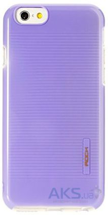 Чехол Rock Jello Series Apple iPhone 6, iPhone 6S Purple