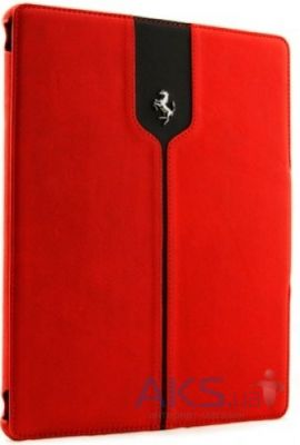 Чехол для планшета CG Mobile Ferrari Leather Folio Case Montecarlo for iPad mini 3/iPad mini 2 Red (FEMTFCMPRE)