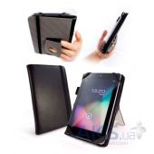 "Чехол для планшета Tuff-Luv Embrace Plus Faux Leather Case Cover for 7"" Devices including Black (J14_12)"