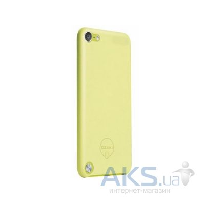 Чехoл Ozaki O!coat 0.4 Solid for iPod touch 5G Yellow (OC611YL)
