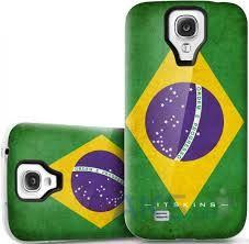 Чехол ITSkins Phantom for Samsung Galaxy S4 Brazil (SGS4-PHANT-BRZL)