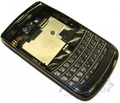 Корпус Blackberry 9780 Black