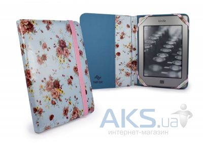 Обложка (чехол) Tuff-Luv Slim Book (J68) Duck Egg (Secret Garden)