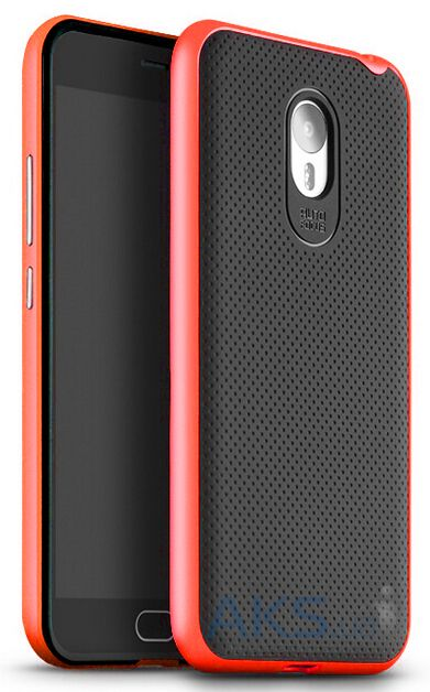 Чехол iPaky Hybrid Series Meizu M2 Note Red