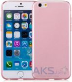 Чехол Momax Clear Twist for Apple iPhone 6/6S Pink (CCAPIP6P)