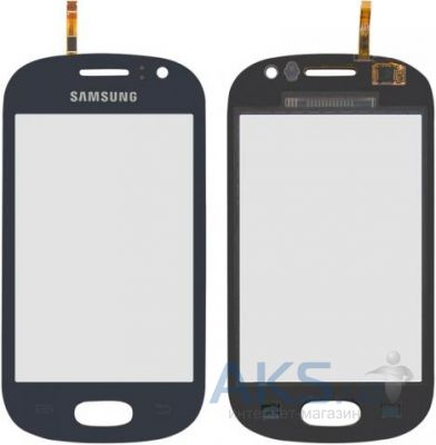 Сенсор (тачскрин) для Samsung Galaxy Fame S6810 Original Blue