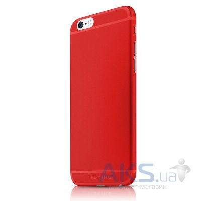 Чехол ITSkins ZERO 360 for iPhone 6 Plus Dark Red (AP65-ZR360-DARD)