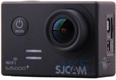 Экшн-камера SJCAM SJ5000 Plus Wi-Fi Black