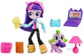 Игрушка Hasbro Мини-кукла Equestria Girls Twilight Sparkle (B4909)