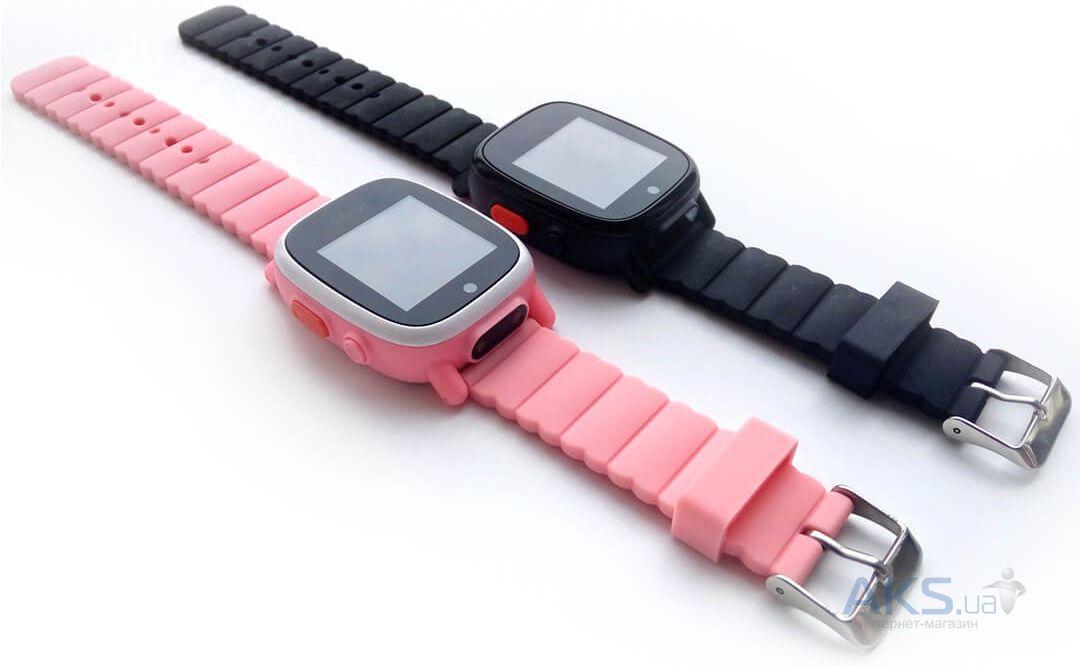 Вид 4 - Дитячий розумний годинник (з GPS) ELARI FixiTime 3 Pink (ELFIT3PNK 0f14c4f7b2816